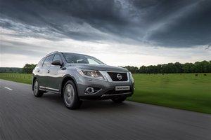 Новый Nissan Pathfinder: непревзойденный комфорт и доступные гибридные технологии