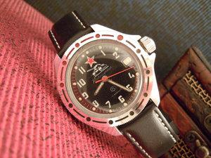 Командирские часы – отечественная часовая легенда