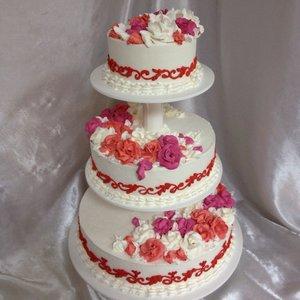 Заказать свадебный торт в Вологде