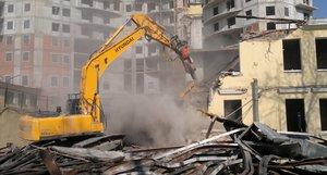 Нужен демонтаж здания? Обращайтесь!