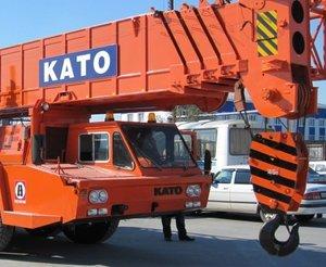 Автокран КАТО от 5000 рублей в час | Кемеровская область