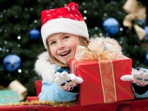 Новогодние подарки для детей