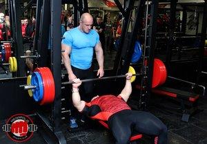 Тренировки и сушка тела перед соревнованиями