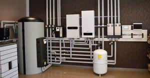 Проектирование и оборудование системы отопления частного дома