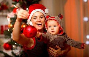 Новогодняя фотосъемка - лучший подарок для всей семьи!