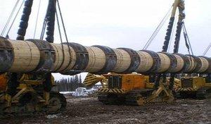 Чугунные утяжелители для трубопроводов