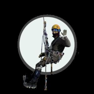Промышленный альпинист Череповец