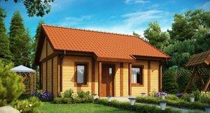 Строительство дачных каркасных домов в Красноярске