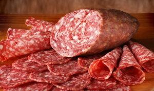 Салями из отборной говядины и свинины