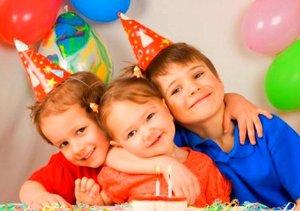Детский день рождения в кафе в Туле