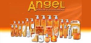 """Профессиональная косметика для ваших волос от Angel Professional Paris в салоне """"Виаль""""."""