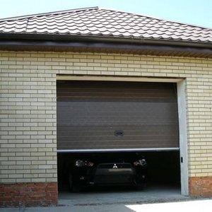 Секционные гаражные ворота. Купить секционные ворота для гаража в Орске.