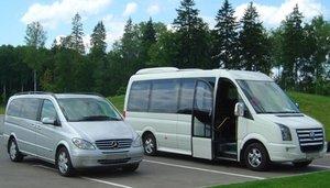 Заказать микроавтобус в Череповце