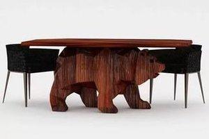 Дизайнерская мебель из фанеры