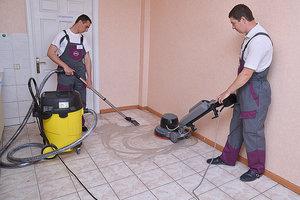 Уборка помещения после ремонта специалистами «Аквалайн» - быстро, удобно, качественно!
