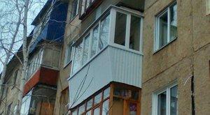 Внутренняя и внешняя отделка балкона