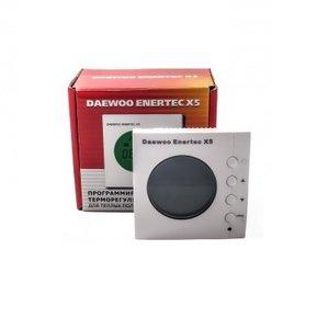 Терморегулятор для теплого пола DAEWOO ENERTEC X5