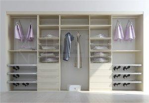 Наполнения для шкафов и гардеробных комнат