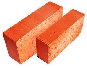 Полнотелый красный кирпич - универсальный материал для строительства!