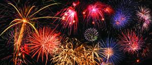 Подарите близким волшебное яркое небо в Новогоднюю ночь!