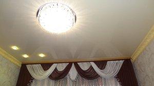 """Классика, модерн или утрасовременный дизайн?! Всё это возможно с натяжными потолками от компании """"Варт Стандарт"""""""
