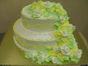 Свадебные торты на заказ по выгодной цене!!!