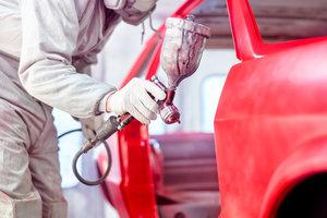 Покраска кузова автомобиля в Череповце
