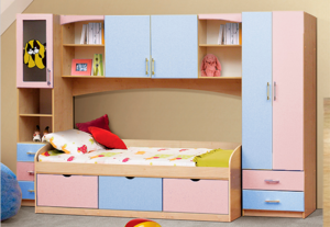 Детские спальни в Орске