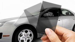 Тонировка заднего стекла автомобиля. Тонировка стекол