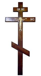 Выбор надмогильного креста в Нягани