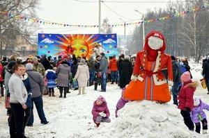 Широкая Масленица 13 марта 2016г.