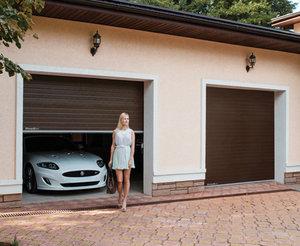 Автоматические гаражные ворота в Оренбурге