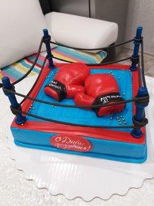 Торт для боксёра в Вологде