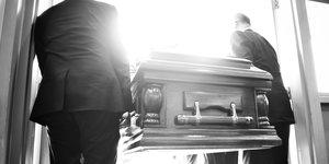 Транспортировка тела умершего