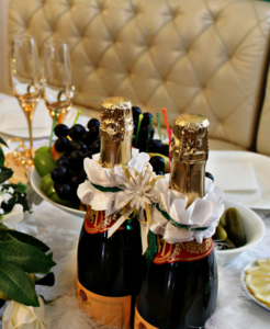 """Отметить свадьбу в кафе """"Bazilic"""" - весело и выгодно!"""