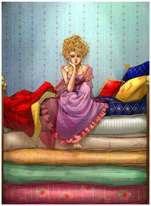 Как стать «принцессой на горошине» или Зачем нужны перины?