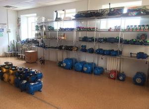 Насосное оборудование в Оренбурге