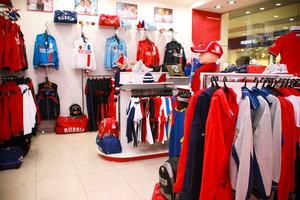 Купить спортивные футболки в Красноярске