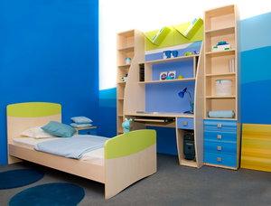 Детская мебель. Детская мебель на заказ в Орске.