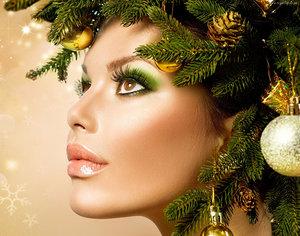 Новогодняя акция в салоне красоты «EVA» - скидка 20% на комплекс услуг