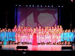 Отчётный концерт Детской школы искусств №58 «Радуга детства»