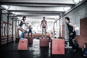Ищем людей, которые устали от безрезультатных и скучных тренировок в тренажёрном зале!