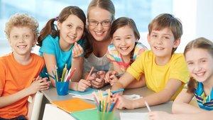 Обучение английскому языку взрослых и детей!