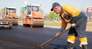 Проводим дорожно-строительные работы