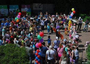 Юбилейный фестиваль «Краски детства»