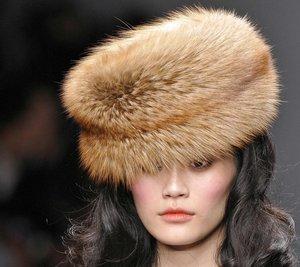 Купить меховую шапку в Череповце