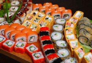 Кафе суши: такая близкая Япония