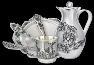 Столовое серебро в Череповце