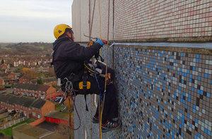 Герметизация швов стен домов в Череповце