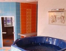 """Хаммам - турецкая баня в гостиничном комплексе """"Триумф"""""""